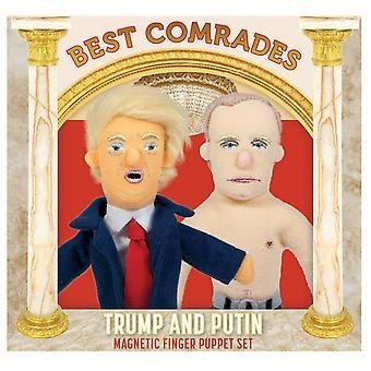 Finger Puppet - UPG - Trump e Putin Migliori Compagni 5044