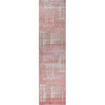 Pierre Cardin design matta i akryl Grädde/Rosa