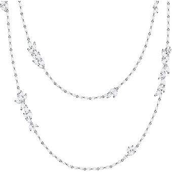 Swarovski halskæde Sautoir kvinde Steel_stainless-5418111