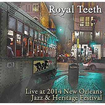 Royal Teeth - Live at Jazz Fest 2014 [CD] USA import