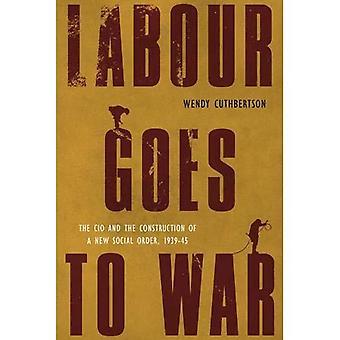Arbeid Goes to War