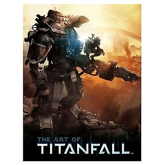 Titanfall the Art of Titanfall Hardcover Book