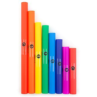 Tuned Percussion Tube Set C Major Diatonic Scale Set, 8 Notes by Mad