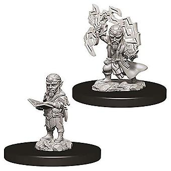 Pathfinder Battles Deep Cuts Unpainted Miniatures Male Gnome Sorcerer (6 Packs)