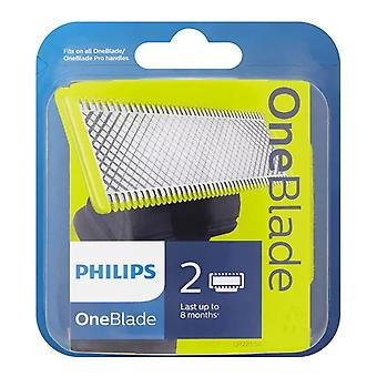 Philips één blad 2 vervanging messen QP220