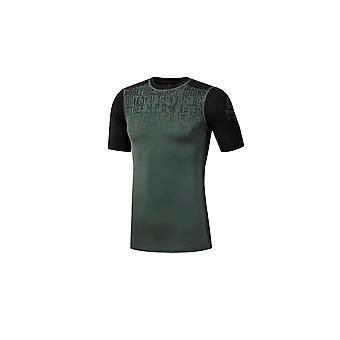 Reebok Activchill graafinen pakkaus D93805 universal kaikki vuoden Miesten t-paita