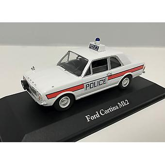 Ford Cortina MkII Diecast Model auto