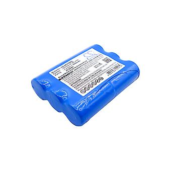 Battery for Dranetz 117009-G1 BP-PX5 DBMP1 DBPG106 DBPV10 DBPV500 DBPVFLEX
