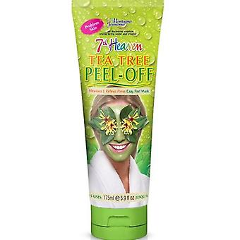 Montagne Jeunesse Tea Tree Peel-Off Tube 100 ml