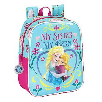Frozen Childrens/Girls Official My Sister My Hero Rucksack/Backpack