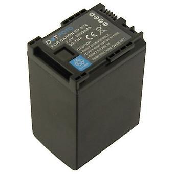 Dot.Foto BP-828 PREMIUM 7.4v / 2800mAh Ersatz wiederaufladbare Camcorder Batterie für Canon [Siehe Beschreibung für Kompatibilität]