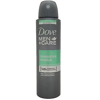 Dove Men+ Care Deodorant, Sensitive Care, 150 ml
