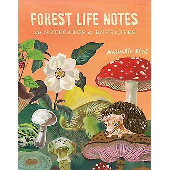 Forest Life Notes by Nathalie Lete