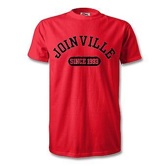 Joinville 1976 gegründet Fußball Kinder T-Shirt