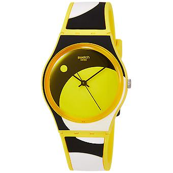 Swatch D-Form Unisex Watch