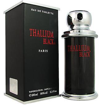 Thallium black men by yves de sistelle 3.4 oz eau de toilette spray