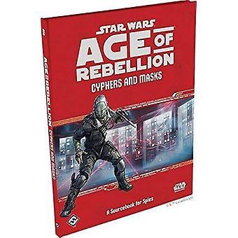 Cyphers og masker en Sourcebook for Spies Age of Rebellion Book