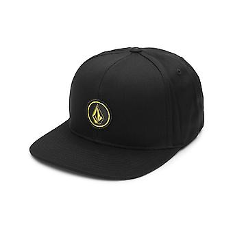 Volcom Quarter Twill Cap in Gold