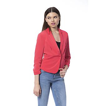 Pink Jacket Silvian Heach Woman