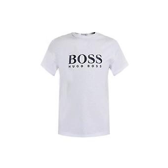 Hugo Boss Boys Hugo Boss Infants White T-Shirt