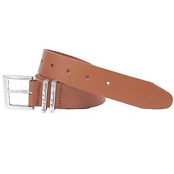 Cognac-Naturel Women's Belt / Men's Belt