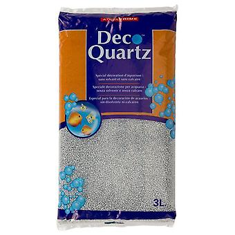 Agrobiothers Quartz Silver 3L Aquaprime (Fish , Decoration , Gravel & sand)