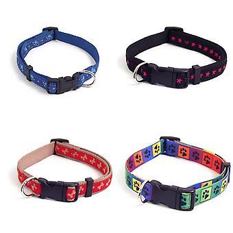 Rosewood Wag N Walk Adjustable Dog Collar