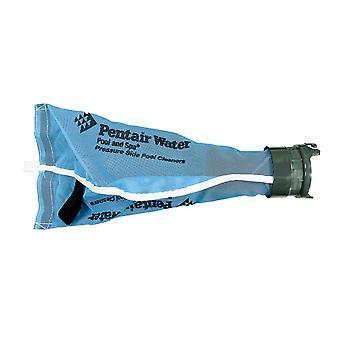 Pentair EU15G grå krage grova nätpåse för sopa Pool och Spa renare