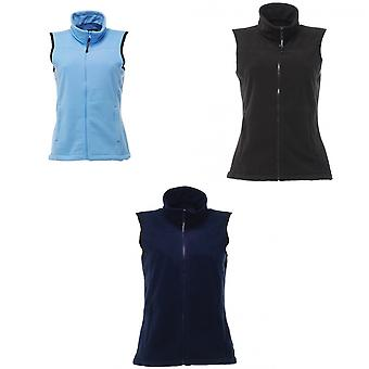 Regatta Womens/Ladies Haber II 250 Series Anti-pill Fleece Bodywarmer / Sleeveless Jacket