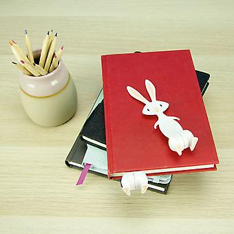 Bunny Bookmark Reading Accessories Fun Cute Notes Marking