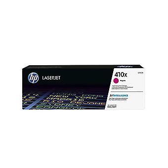 Hp 410x Magenta Laserjet Tonerkassett 5K Ljet