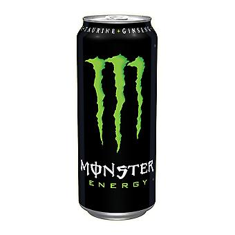Monster Energy Original Drink Cans