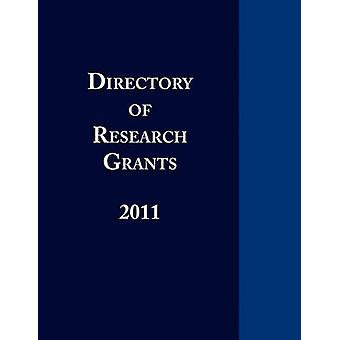 Directory of Research Grants 2011 by Schafer & Ed S. Louis S.
