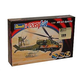 Revell 6646 Ah-64 Apache Easykit Kit modèle en plastique