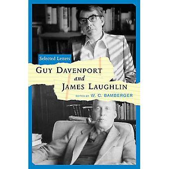 Valittujen kirjaimien kaveri Davenport - James Laughlin - WC Bamberger-