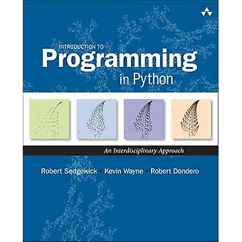 Introduction to Programming in Python by Robert Sedgewick