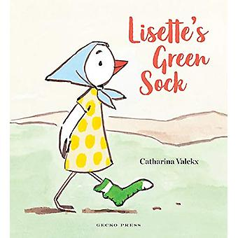 Lisette's Green Sock by Catharina Valckx - 9781776572830 Book