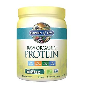 Garden Of Life Raw Organic Protein Unflavoured 426g (1291)
