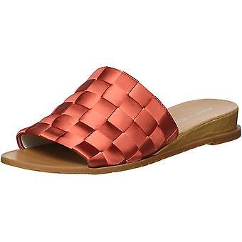 Kenneth Cole New York Women's Joanne Woven Satin Slide Sandal