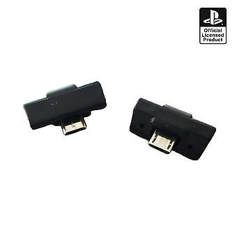 Vrije Micro USB Adapters voor PlayStation 4 PS4 Games opslag toren + Dual lader