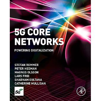 5G Core Networks by Lars Frid