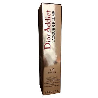 Dior Addict lakka pullea 538 Dior Glitz 0.18 OZ
