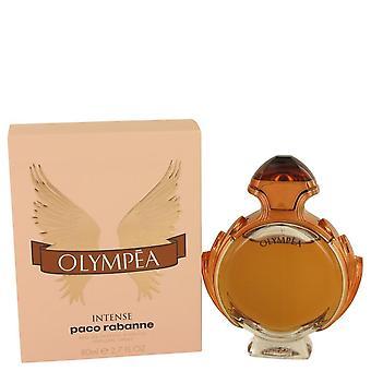 Olympea Intense Eau De Parfum Spray By Paco Rabanne 2.7 oz Eau De Parfum Spray