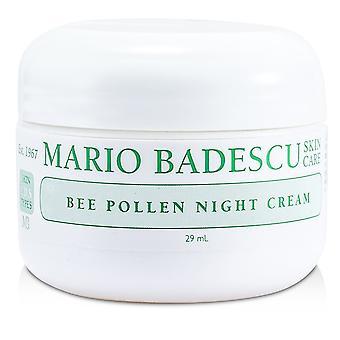 Bee pollen night cream   for combination/ dry/ sensitive skin types 29ml/1oz