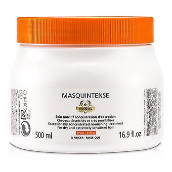 Nutritive masquintense exceptionally concentrated nourishing treatment (for dry & sensitive thick hair) 500ml/16.9oz
