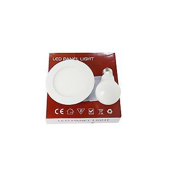 Jandei Downlight LED 6W 3000oK rond en retrait blanc