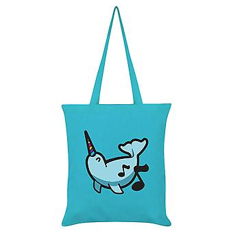 Grindstore Unicorn Narwhal Tote Bag