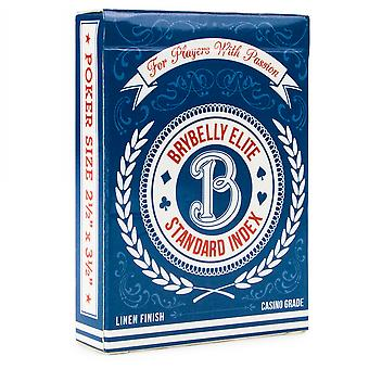 Blue Brybelly Elite Medusa Deck - Wide Size / Reg. Index