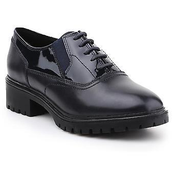 Geox D Rauhallinen D640GH04366C4021 universal koko vuoden naisten kengät
