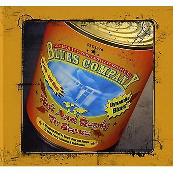 Blues Company - Hot & Ready to Serve [CD] USA import